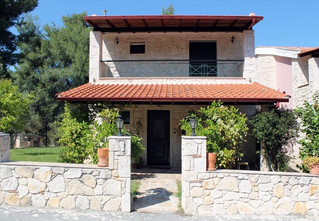 Коттедж Халкидики-Кассандра, Греция, 250 сот. - фото 1