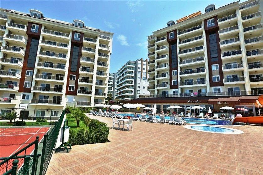 Квартира в Аланье, Турция, 65 м2 - фото 1