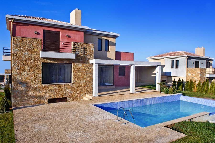 Вилла в Халкидики, Греция, 225 м2 - фото 1
