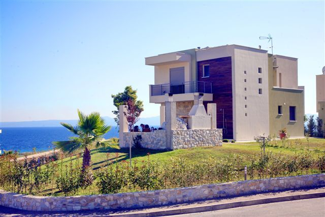 Коттедж в Халкидики, Греция, 90 м2 - фото 1