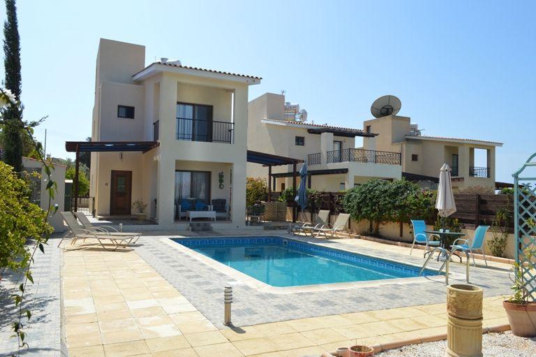 Вилла в Пафосе, Кипр, 125 м2 - фото 1