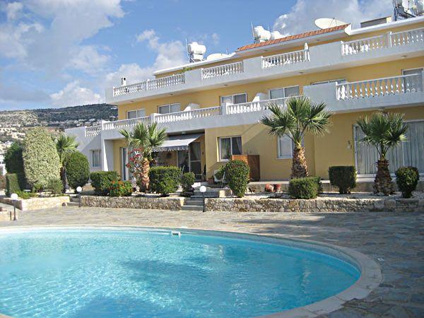 Апартаменты в Пафосе, Кипр, 60 м2 - фото 1
