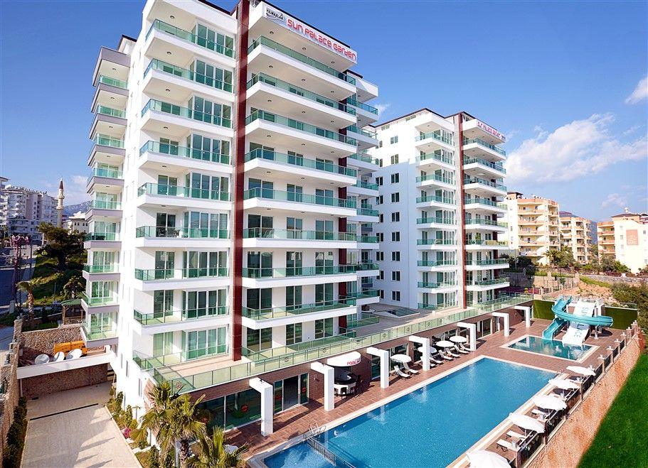 Квартира в Аланье, Турция, 85 м2 - фото 1