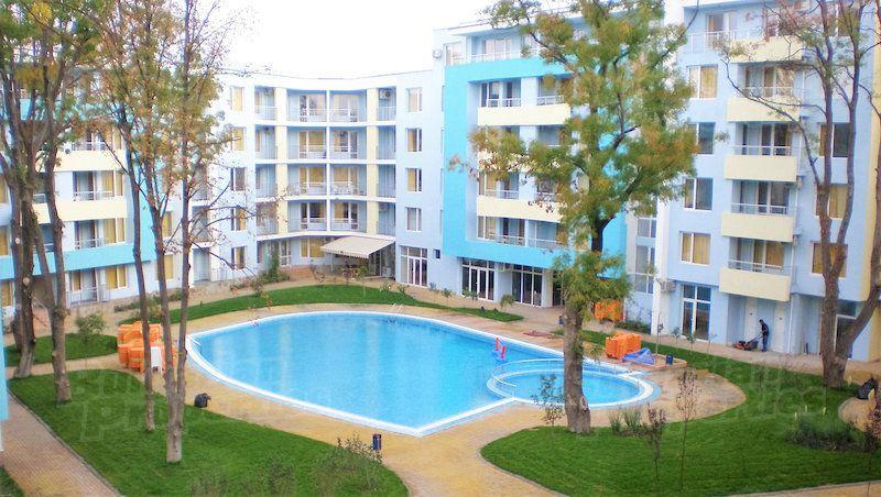 Апартаменты на Солнечном берегу, Болгария, 66 м2 - фото 1