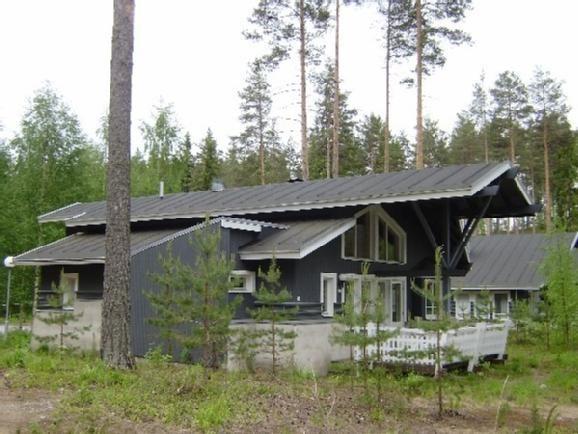 Коттедж в Пункахарью, Финляндия, 89 м2 - фото 1