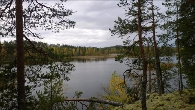 Земля в Ихаманиеми, Финляндия, 5440 м2 - фото 1
