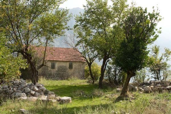 Земля в Прчани, Черногория, 3000 м2 - фото 1