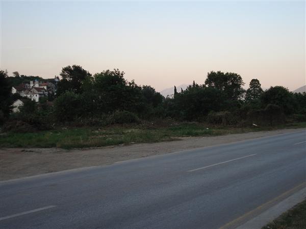 Земля в Херцеге Нови, Черногория, 2194 м2 - фото 1