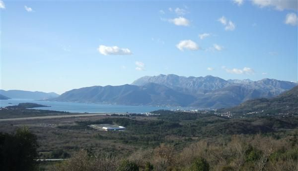 Земля grbalj, Черногория, 1616 м2 - фото 1