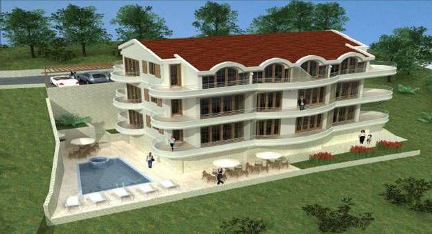 Коммерческая недвижимость в Прчани, Черногория, 690 м2 - фото 1