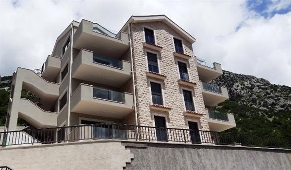 Апартаменты в Которе, Черногория, 100 м2 - фото 1