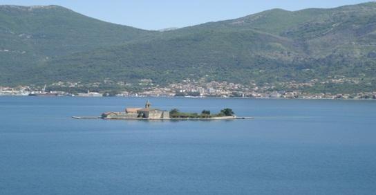 Земля в Тивате, Черногория, 7784 м2 - фото 1