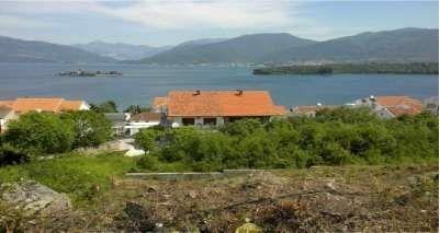 Земля на полуострове Луштица, Черногория, 327 м2 - фото 1