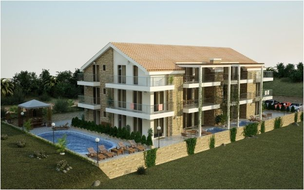 Коммерческая недвижимость в Баошичах, Черногория - фото 1