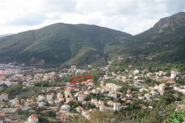 Земля в Будве, Черногория, 3013 м2 - фото 1