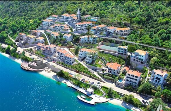 Апартаменты в Рисане, Черногория, 47 м2 - фото 1
