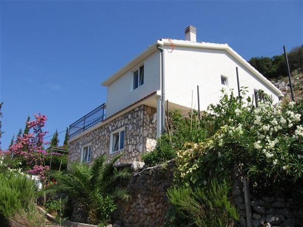 Дом на полуострове Луштица, Черногория, 120 м2 - фото 1