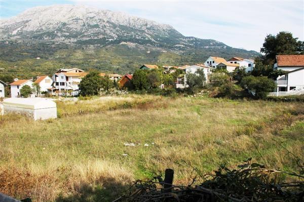 Земля в Добра Воде, Черногория, 2907 м2 - фото 1