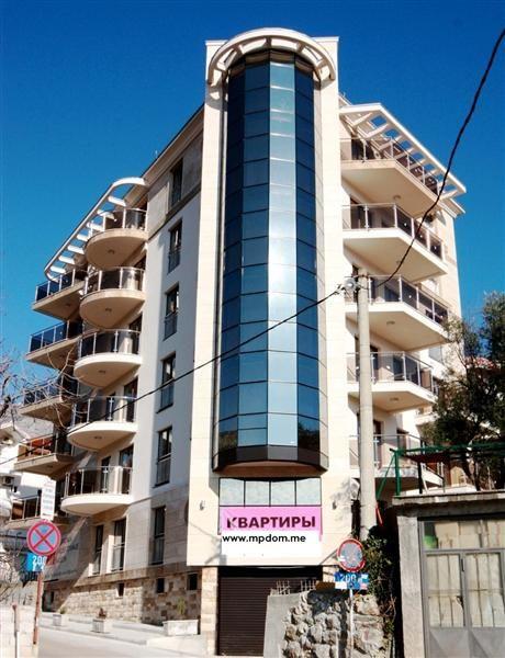 Квартира в Бечичи, Черногория, 30 м2 - фото 1