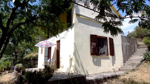 Дом на полуострове Луштица, Черногория, 68 м2 - фото 1