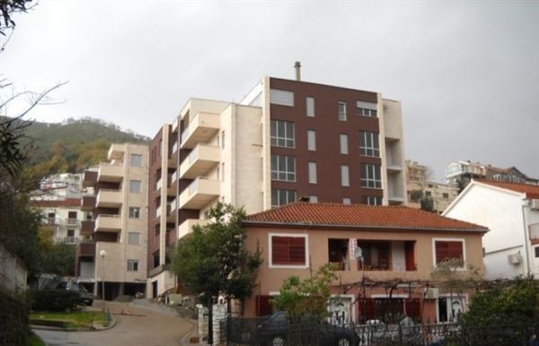 Квартира в Будве, Черногория, 22 м2 - фото 1