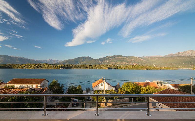 Квартира на полуострове Луштица, Черногория, 74 м2 - фото 1