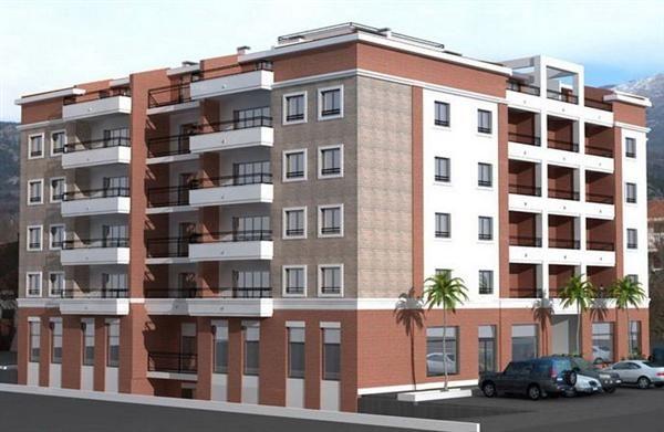 Квартира в Будве, Черногория, 33.11 м2 - фото 1