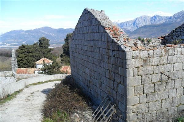 Земля на полуострове Луштица, Черногория, 511 м2 - фото 1