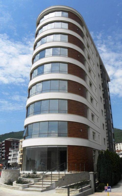 Квартира в Будве, Черногория, 38.65 м2 - фото 1