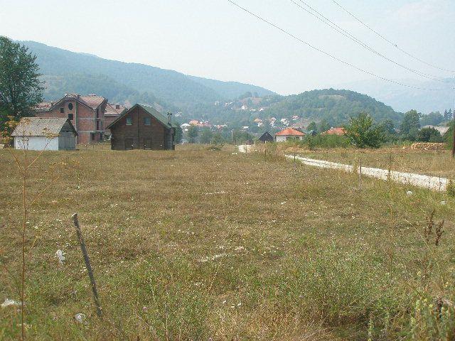 Земля в Подгорице, Черногория, 4929 м2 - фото 1
