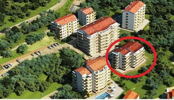 Квартира в Петроваце, Черногория, 107.23 м2 - фото 1