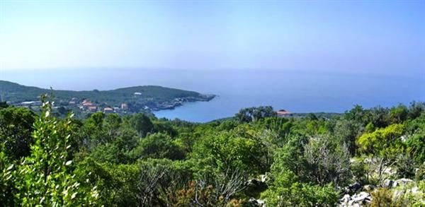 Земля на полуострове Луштица, Черногория, 1320 м2 - фото 1