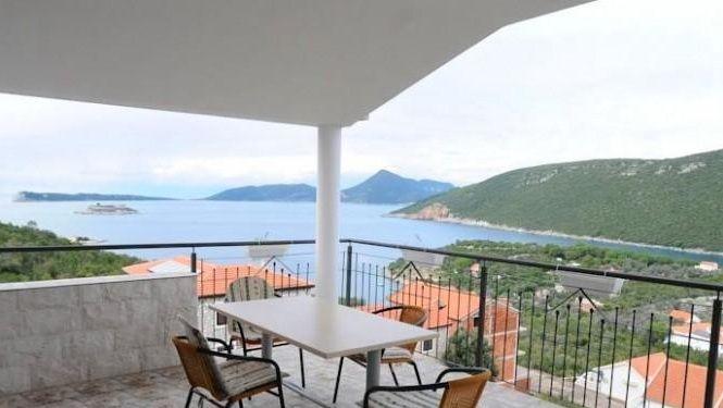 Квартира на полуострове Луштица, Черногория, 128 м2 - фото 1