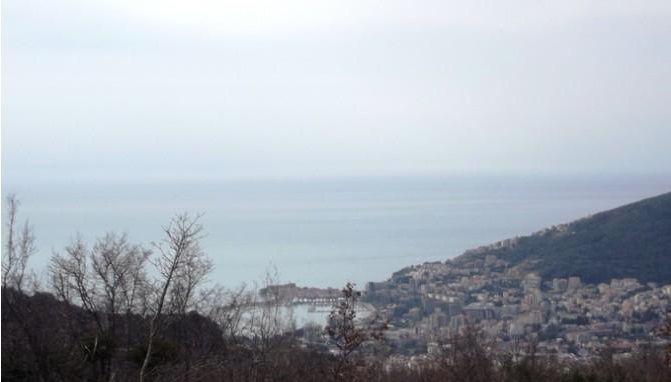 Земля в Будве, Черногория, 4200 м2 - фото 1