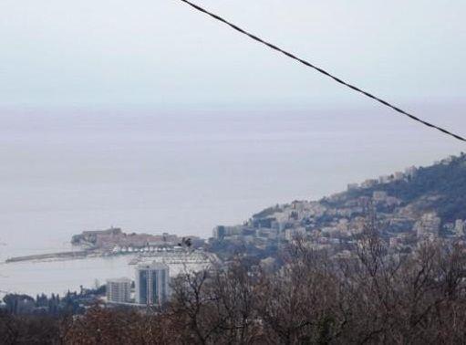 Земля в Будве, Черногория, 517 м2 - фото 1