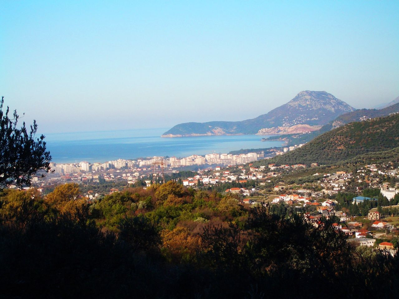 Земля в Баре, Черногория, 37794 м2 - фото 1