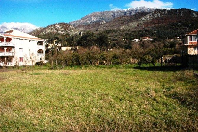 Земля в Баре, Черногория, 836 м2 - фото 1