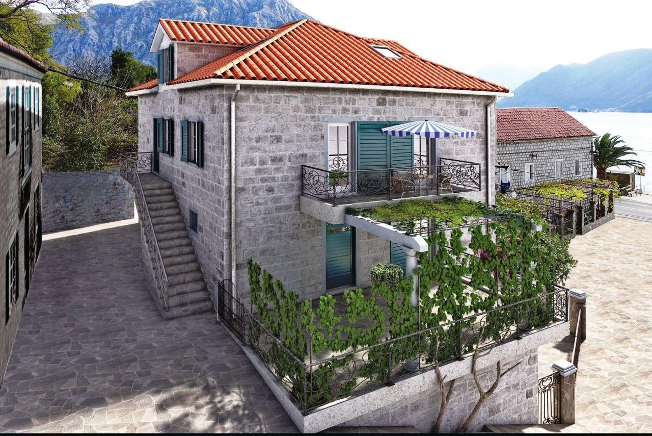 Квартира в Рисане, Черногория, 28 м2 - фото 1