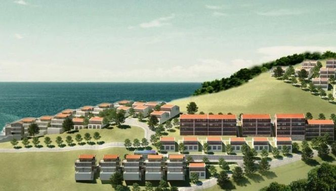 Апартаменты в Добра Воде, Черногория, 51 м2 - фото 1