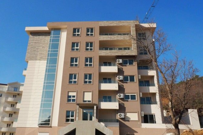 Квартира в Бечичи, Черногория, 42 м2 - фото 1
