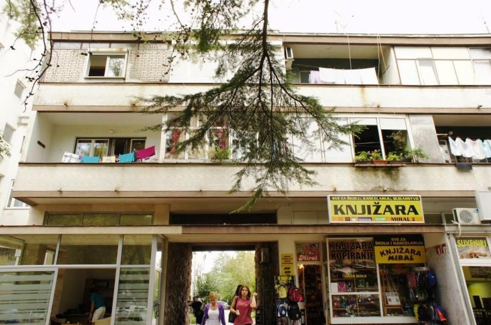 Квартира в Баре, Черногория, 40 м2 - фото 1