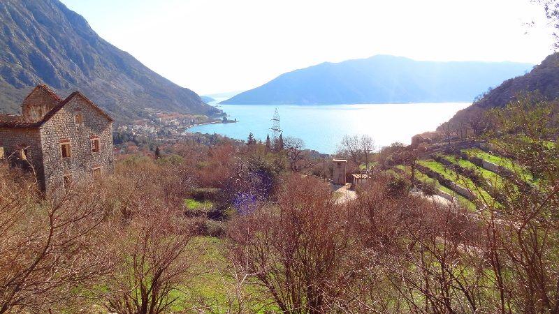 Земля в Рисане, Черногория, 1360 м2 - фото 1