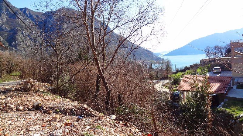Земля в Рисане, Черногория, 1557 м2 - фото 1