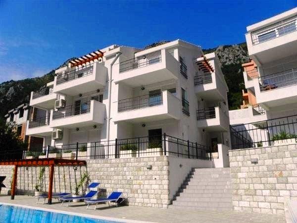 Квартира в Муо, Черногория, 46 м2 - фото 1