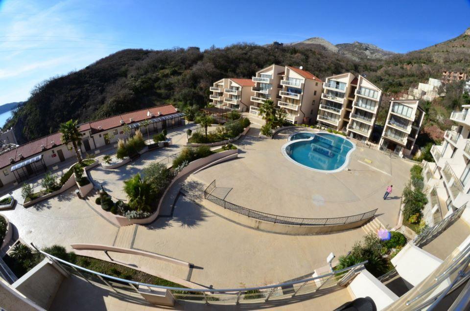 Квартира в Пржно, Черногория, 75 м2 - фото 1