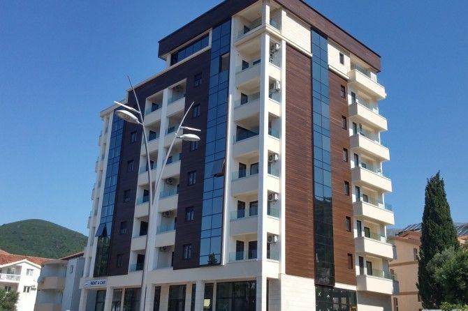 Квартира в Будве, Черногория, 36 м2 - фото 1