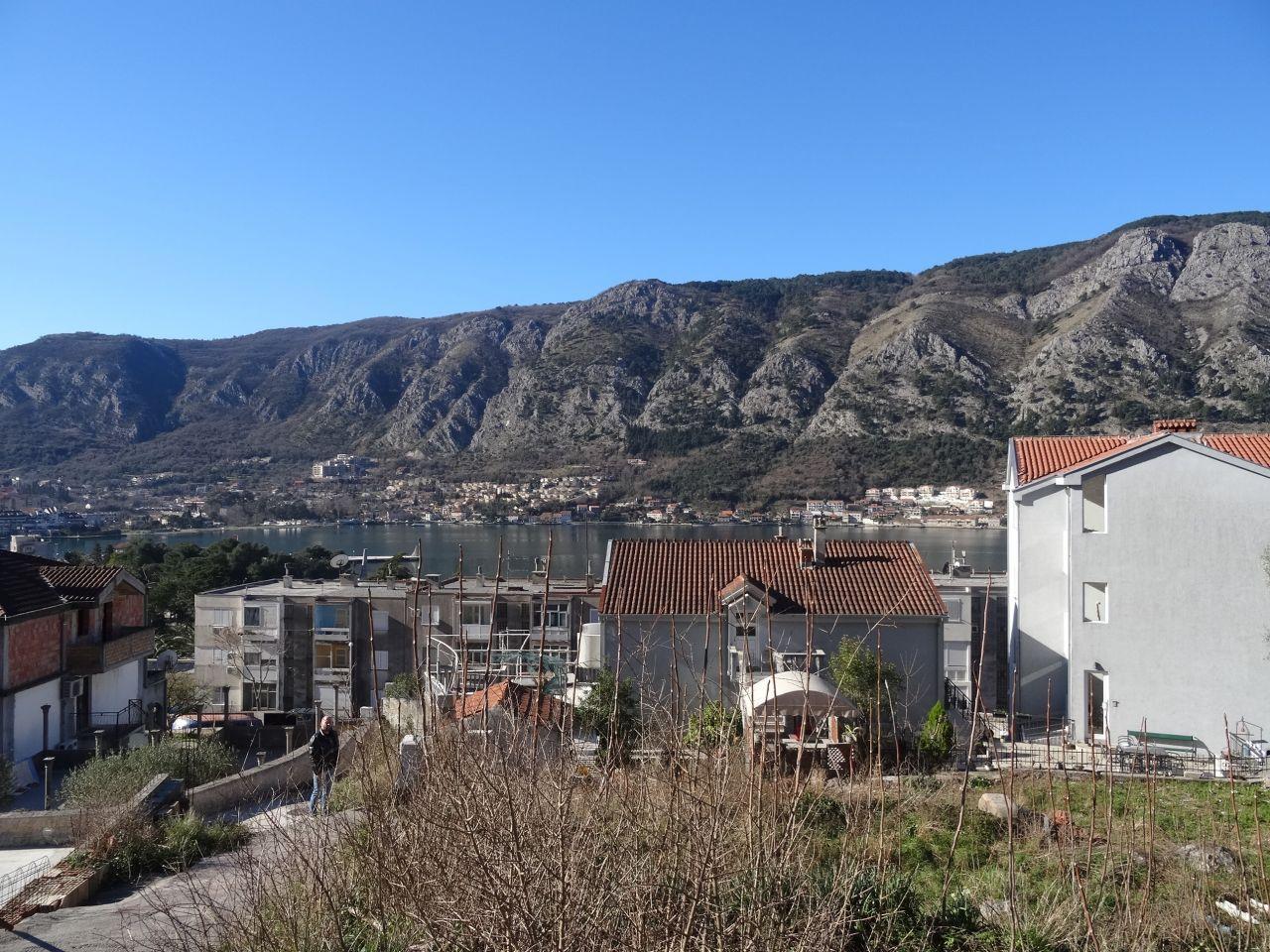 Земля в Которе, Черногория, 466 м2 - фото 1