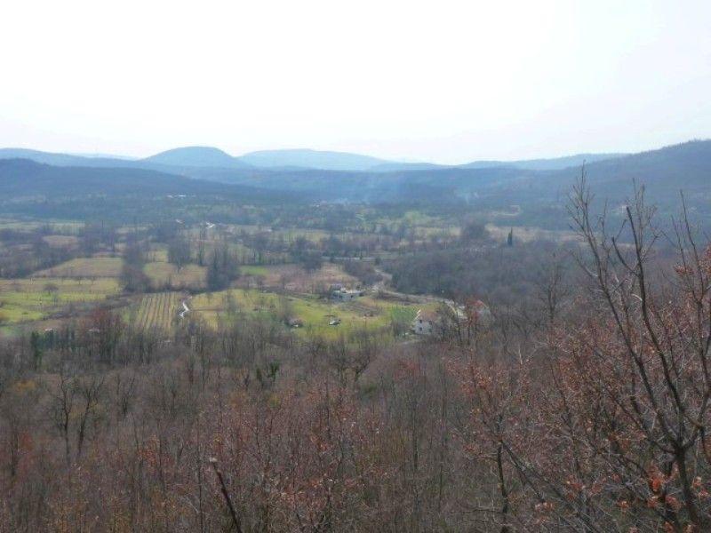 Земля в Подгорице, Черногория, 5428 м2 - фото 1