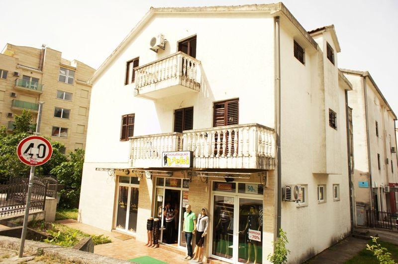 Отель, гостиница в Будве, Черногория, 345 м2 - фото 1