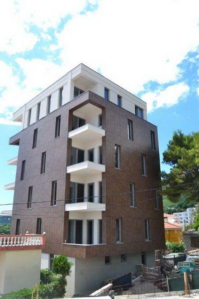 Квартира в Бечичи, Черногория, 52 м2 - фото 1